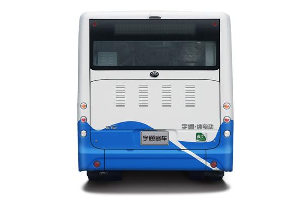 宇通ZK6105BEVG9公交车(纯电动10-39座)