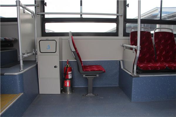 南京金龙NJL6129BEV34公交车(纯电动36-47座)