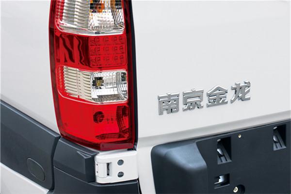南京金龙NJL6600BEV61客车(纯电动10-18座)