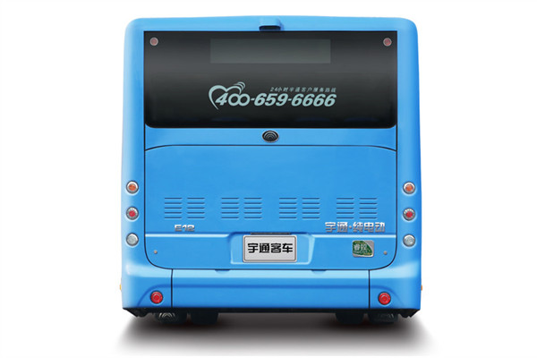 宇通ZK6125BEVG25公交车(纯电动10-45座)