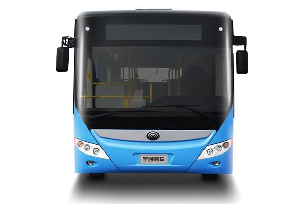 宇通ZK6125BEVG27D公交车(纯电动10-45座)