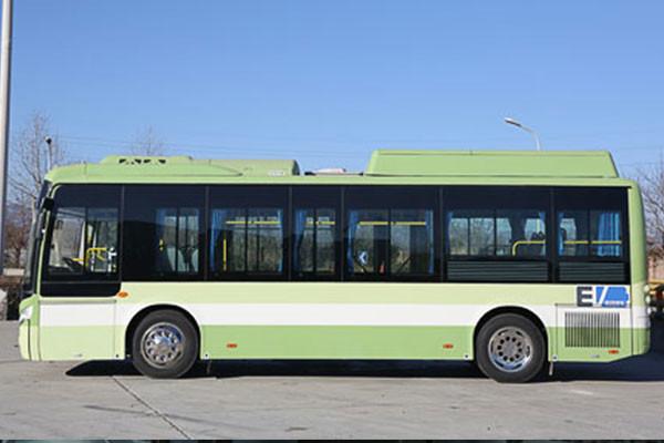 福田欧辉BJ6851EVCA-16公交车(纯电动10-31座)