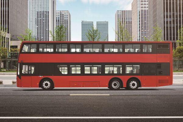 银隆GTQ6131BEVST8双层公交车(纯电动15-71座)