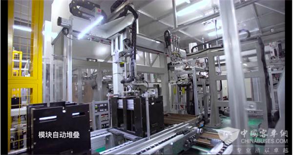 揭秘微宏超级工厂 PACK成组记