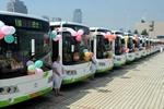 吉林梅河口:50辆新能源公交车投入运营