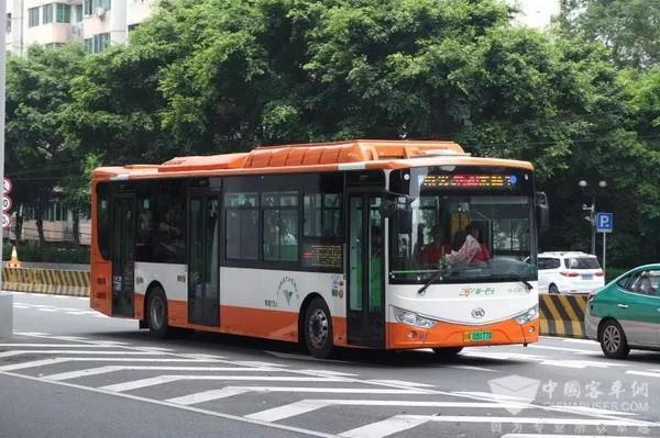 青岛:327路开通