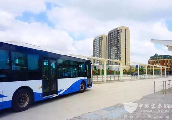 上海:一大波公交枢纽站陆续启用 多条公交线入驻