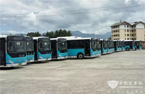 天津:国庆期间139辆新能源公交车投入运营
