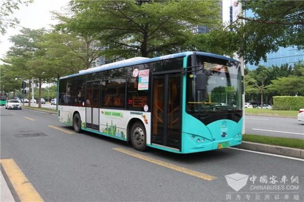 """广东:标准化的公交场站是什么样?带你去看""""硬核""""公交之家!"""