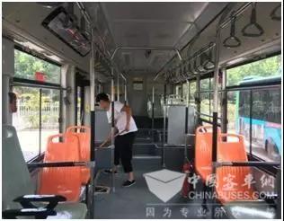 河南:舒适公交 愉悦出行 郑州公交在行动