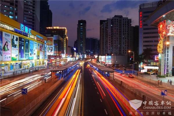 广东:广州市首条BRT定制公交线路正式开通!
