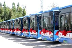 亚星新能源公交上线榆林公交 纯净惠民助力城市复苏