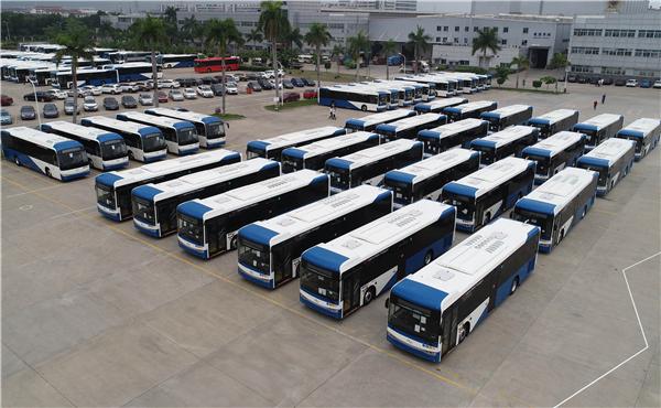 【直播回顾】批量出口塞浦路斯 聚焦金龙客车通行全球的故事