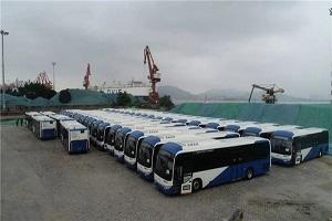 康机助力200辆金龙客车出口塞浦路斯 再创中国客车出口欧盟最大单