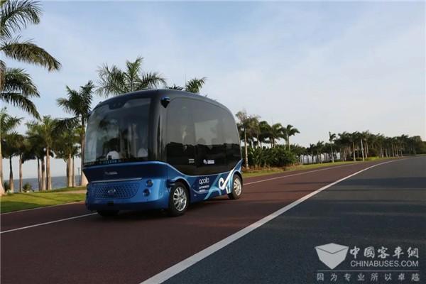 """6米级纯电动微巴多地投运 城市公交""""微循环""""需要怎样的客车?"""