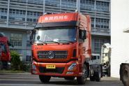 东风商用车 新天龙准重卡 270马力 4X2 国四牵引车(DFL4160B2)