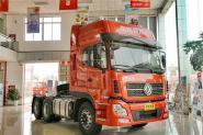 东风商用车 天龙重卡 315马力 4X2 国四牵引车(13T后桥)(DFL4181A6)