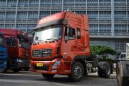 东风商用车 新天龙重卡 385马力 4X2 国四牵引车(DFL4181A8)