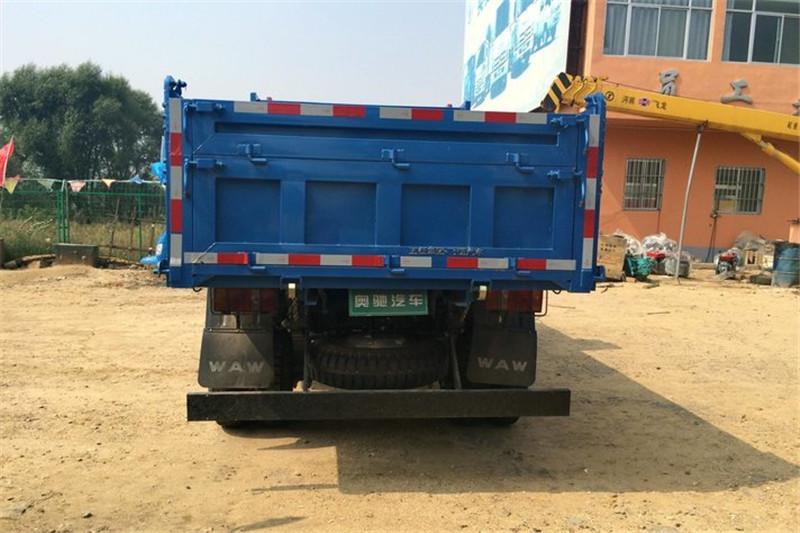奥驰 T3系列 115马力 3.64米 4X2 国四排半自卸车(FD3043P10K4)