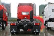 东风柳汽 乘龙H5重卡 350马力 4X2 国五牵引车(LZ4181M5AB)