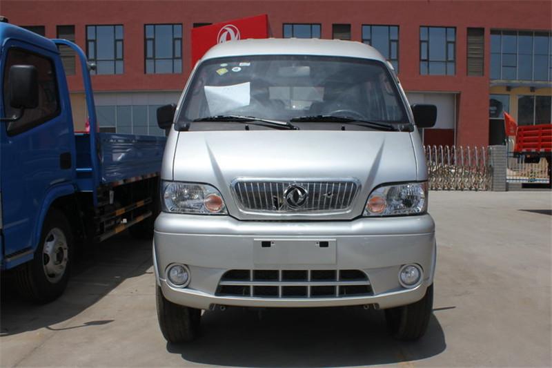 东风股份 小卡王 14马力 4X2 纯电动车厢可卸式垃圾车(EQ5021ZXXACBEV)