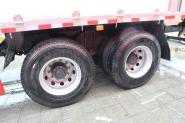 东风柳汽 乘龙H7重卡 350马力 8X4 9.6米 国五仓栅式载货车(LZ5313CCYH7FB)