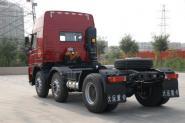 大运 N8重卡 293马力 6X4 纯电动牵引车(CGC4250BEV1GCG2)
