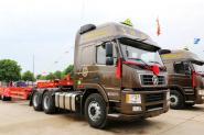 大运 N8H重卡 430马力 6X4 国四危险品牵引车(CGC4250D43CA)