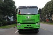 一汽解放 J6P重卡 420马力 8X4 8.2米 国五自卸车(CA3310P66K24L6T4AE5)