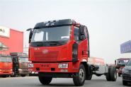 一汽解放 J6L中卡 220马力 5.4米 国四自卸车底盘(CA3160P62K1BAE4)