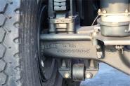 一汽解放 J6M准重卡 280马力 8X4 国四自卸车底盘(CA3310P63K2L2BT4E4)