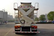 福田瑞沃 260马力 6X4 国四 混凝土搅拌车(BJ5252GJB-G2)