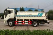 福田瑞沃 141马力 4X2 国四 10方洒水车(BJ5155GSS-1)