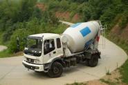 福田 瑞沃3系 180马力 4X2 国三 混凝土搅拌车(BJ5162V5PDB-D5)