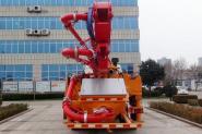 福田瑞沃 220马力 4X2 混凝土泵车(BJ5185THB-1)