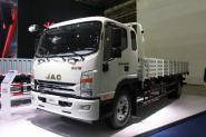 江淮帅铃 威司达W570中卡 160马力 4X2 6.8米 国四栏板载货车(HFC1162P70K1E1)