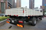 江淮帅铃 威司达W570中卡 165马力 4X2 6.8米 国四栏板载货车(HFC1162P70K1E1)