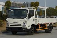 江铃 凯运升级版 宽体 116马力 4X2 3.7米 国五排半栏板轻卡(液刹)(JX1045TPG25)