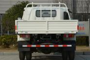 江铃 凯运升级版 宽体 109马力 4X2 3.7米 国四排半栏板轻卡(液刹)(JX1045TPG24)
