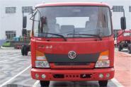 东风商用车 嘉运 120马力 4.1米 国四单排厢式轻卡(黄牌)(DFH5080XXYB)