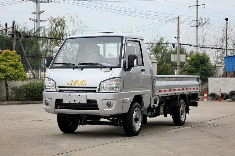 江淮 康铃X3 68马力 4X2 3米 国四 单排栏板微卡(HFC1020PW6K1B7)