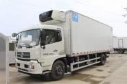 东风 天锦 160马力 4X2 6.6米 国四冷藏车(DFL5120XLCBX18A)