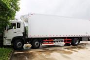 东风 天龙 245马力 6X2 9.4米 国四冷藏车(DFL5253XLCAX1B)
