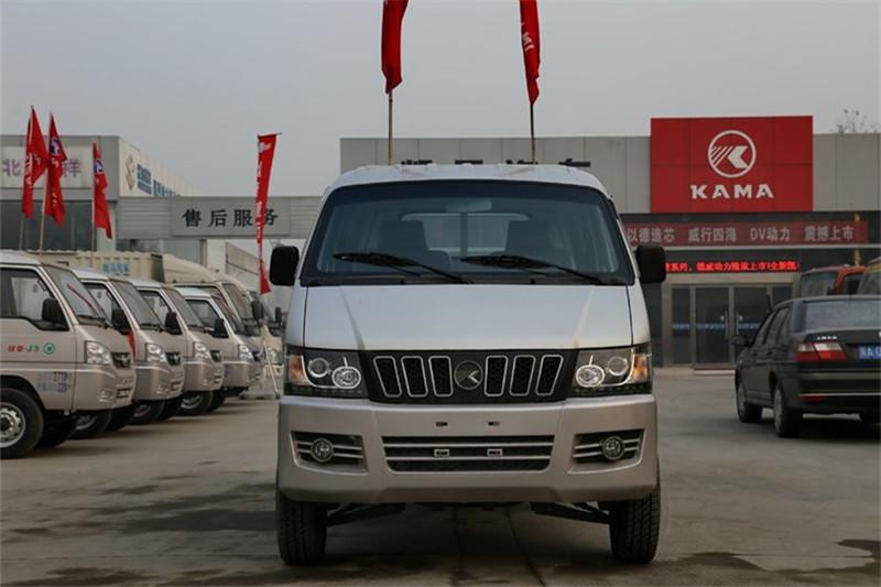 凯马 W01 10马力 2.7米单排仓栅式微卡(纯电动)(KMC5021CCYEV21D)