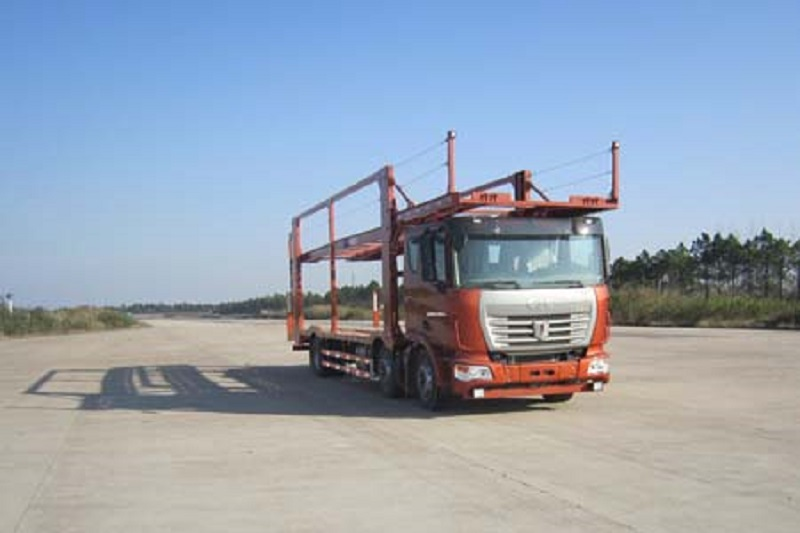 联合卡车 U系重卡 290马力 6X2 国五 中置轴轿运车(QCC5212TCLD659Z)