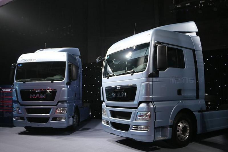 曼(MAN) TGX系列重卡 480马力 国五 4X2牵引车(EfficientLine高效版)
