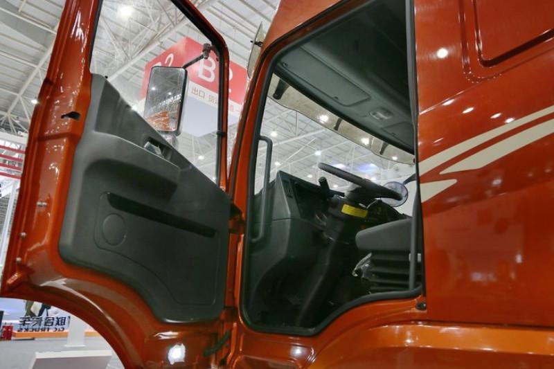 联合卡车 V340重卡 340马力 6X2 LNG 国五 牵引车(富华轮边减速桥)(SQR4252N6ZT2-3)