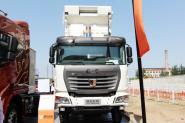 联合卡车U340 340马力 6X4 5.6米LNG 国五 自卸车(SQR3252N6T4)