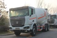 联合卡车U336 336马力 6X4 国三 混凝土搅拌车(SQR5250GJBD6T4-1)