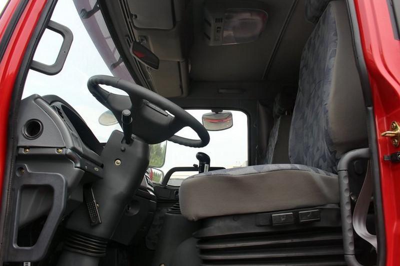 福田 瑞沃RC 180马力 6X2 5.6米 国四 自卸车(前置顶)(BJ3255DLPJB-7)